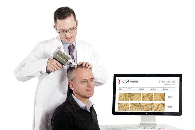 Trichoskopia (komputerowe badanie włosów)