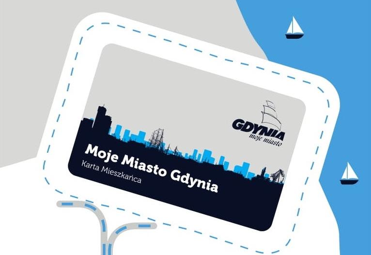 Moje Miasto Gdynia - Karta Mieszkańca