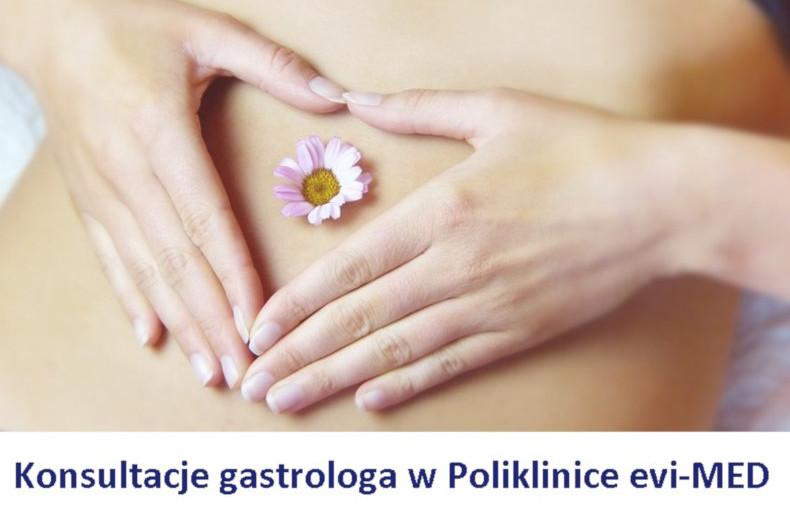 Gastrolog – konsultacje